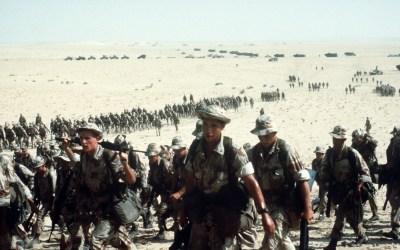 VA Series Highlights Desert Storm Veterans for 30th Anniversary