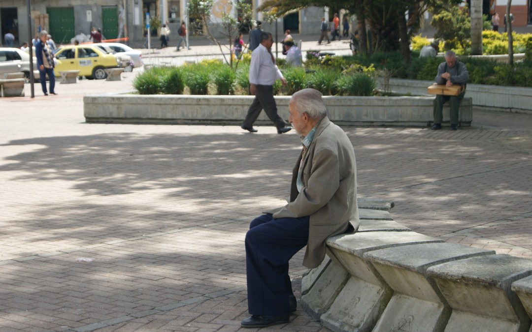 Managing PTSD While You Age