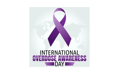 August 31 is International Overdose Awareness Day