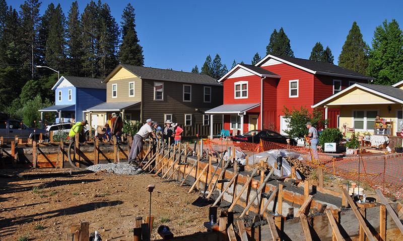 Building Habitat Homes Since 2007