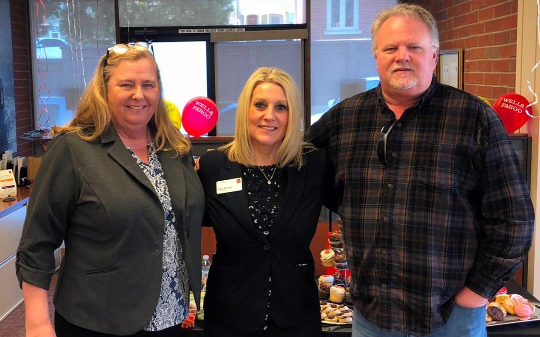Wells Fargo Helps Complete Habitat Neighborhood