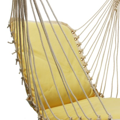 Cushioned Single Swing - Canary Yellow - SWCANARY