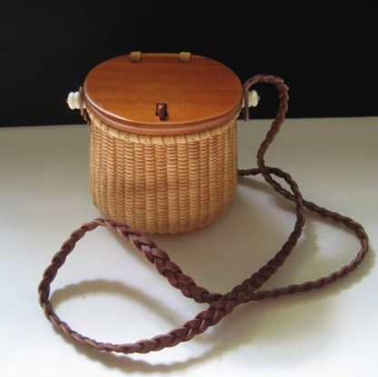 Evening purse basket