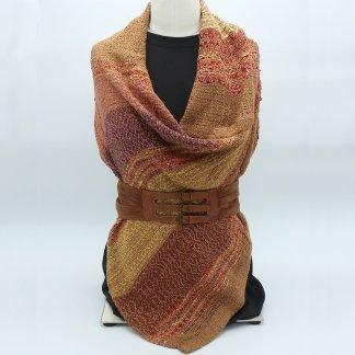 Infinity scarf spice