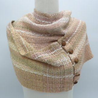 infinity scarf pastels