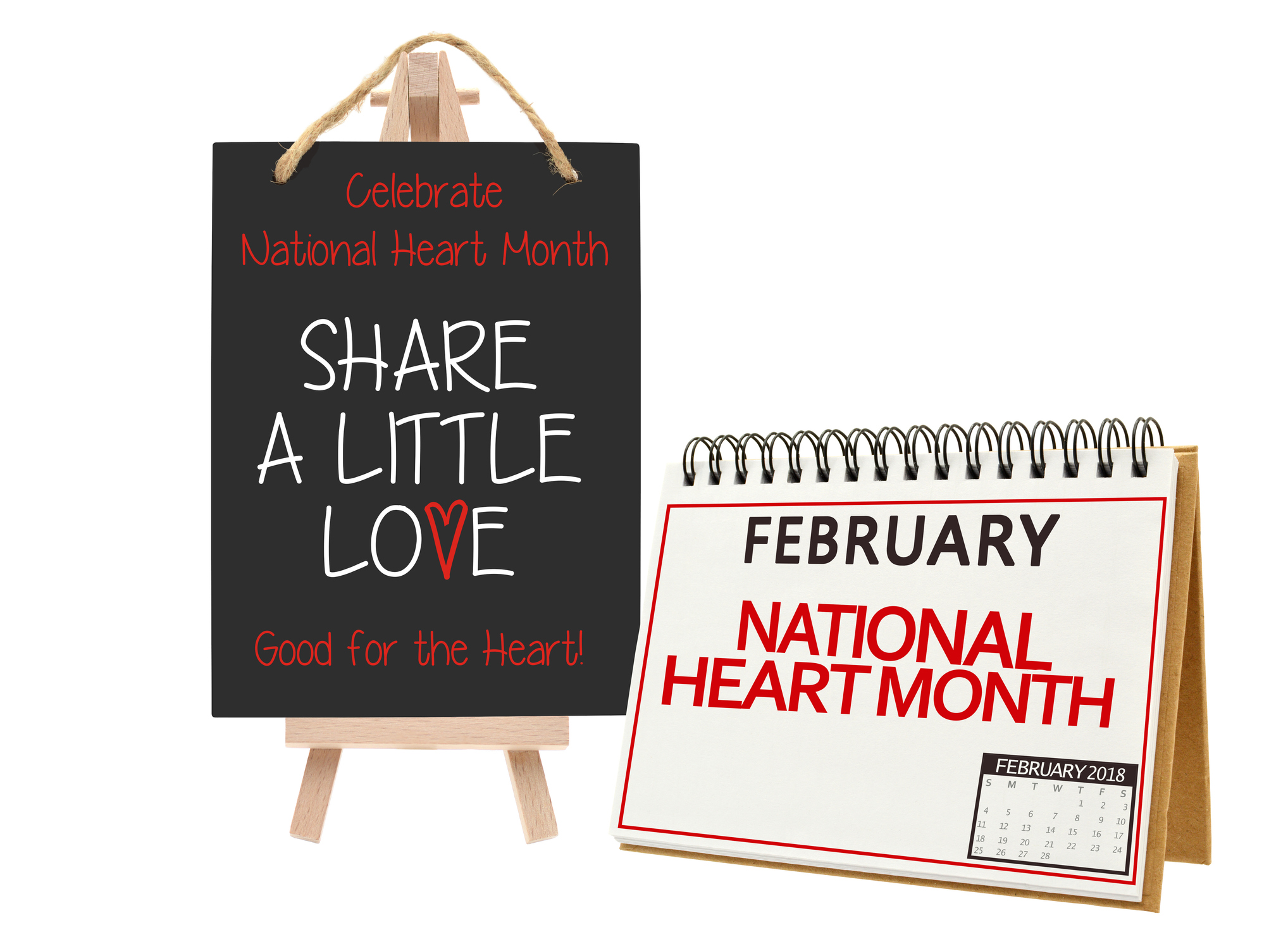 February is American heart month. Know the facts about ... |February Health Awareness