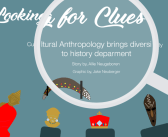 New Cultural Anthropology course brings diversity to history department