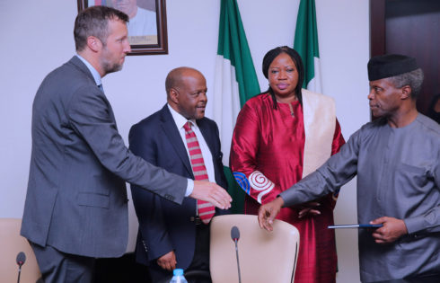 Report on the Meeting of the ICC Prosecutor with CSO's in Nigeria