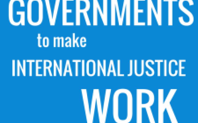 International Justice Day #WarAfterWar