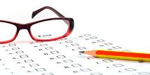 exam scantron pencil test