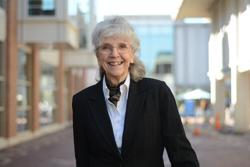 Dottie Bernholz. Photo courtesy Jason Wolonick/The Daily Tar Heel