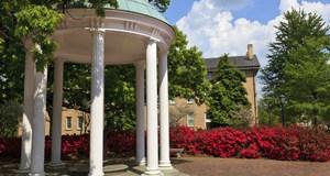 University of North Carolina Old Well