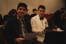 HNC Film Students