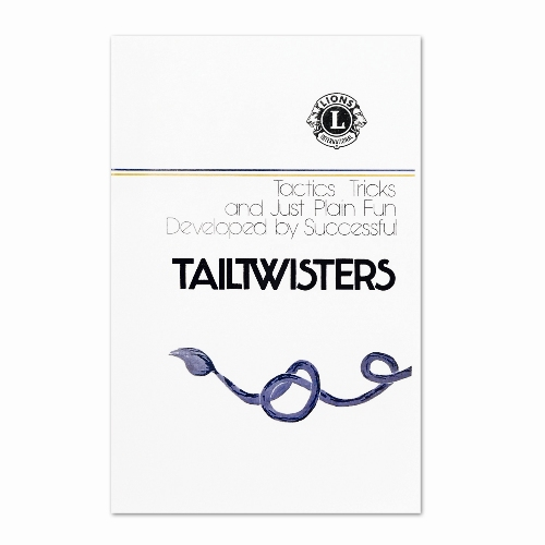 TAILTWISTER BOOKLET