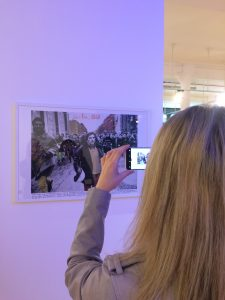 Marcelo Brodsky Exhibition, The Fire of Ideas, at Street Level photoworks Glasgow