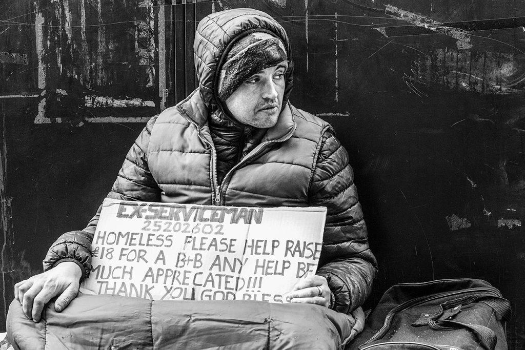 Sofia Conti - Forgotten Hero - MERIT Photojournalism