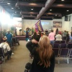 Starting the Year off with Worship to Jesus!