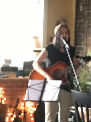 Benefit for Rebekah Todd at the Pelican took place!