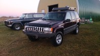Jeep Grand Cherokee ZJ Roof Rack | NCO Fab