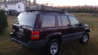 Jeep Grand Cherokee ZJ Roof Rack
