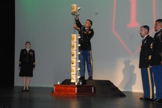 NCO Backbone Ceremony | Ontology of NCO