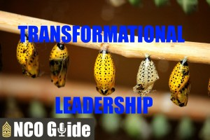 Don't be just a leader, be a transformational leader