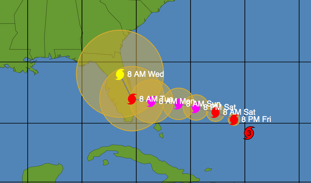 NConnections Issues Statement on Hurricane Dorian