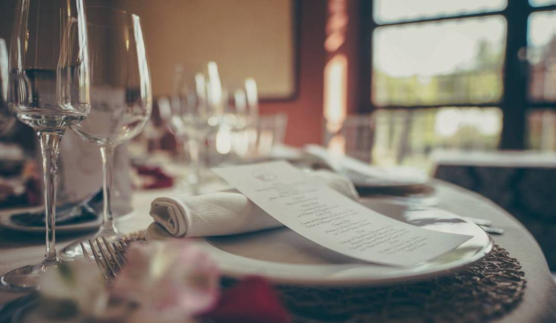 5 Easy Ways To Improve Your Restaurant Menu