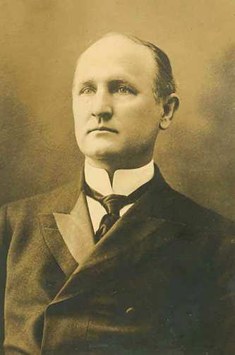 Picture of Charles Brantley Aycock published in 1902