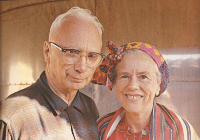 Dudley and Dorothy Peck