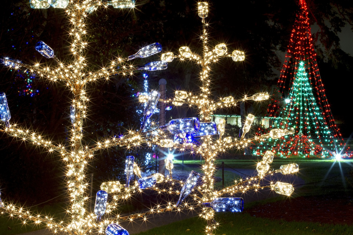 Enchanted Airlie Gardens A Magical Place NC Press Release