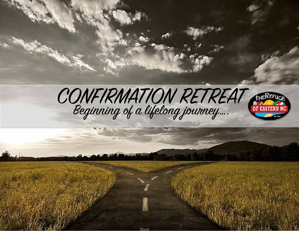 Confirmation Retreat – Week 1