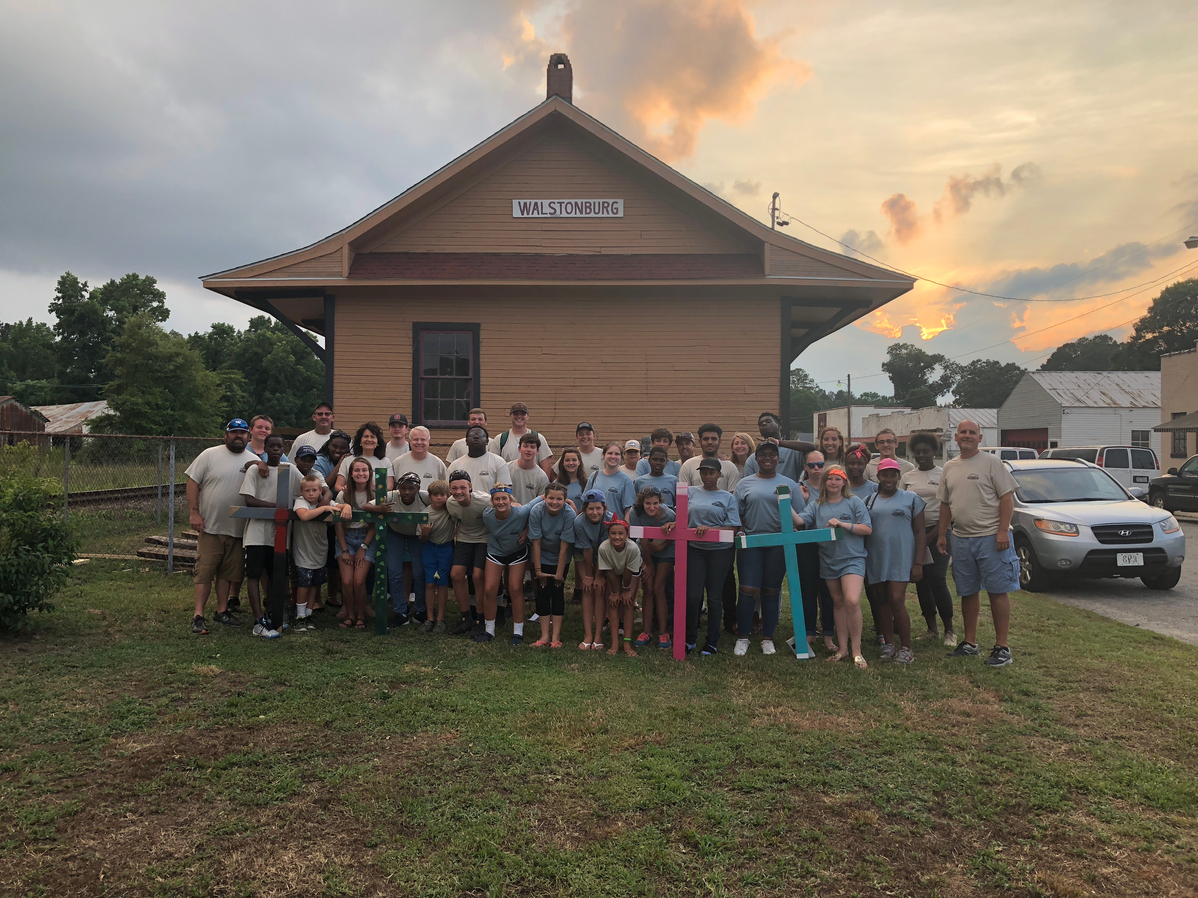 Small Town Missions – Hookerton & Grifton