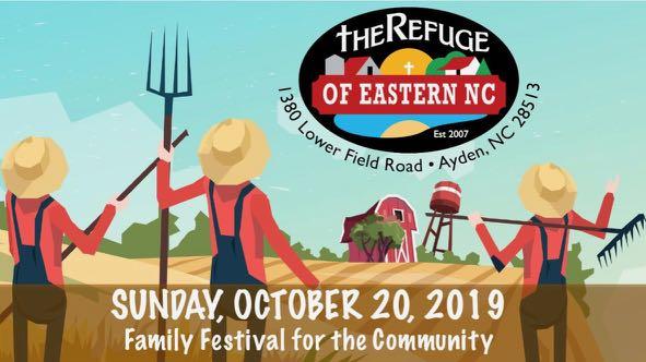 Harvest 2020 – Community Event