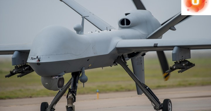 """""""Are Artificially Intelligent Military Systems Worth the Risk?""""Photo credit: Brigadier Lance Mans, Deputy Director, NATO Special Operations Coordinator Centre"""