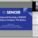Planning and Running a SENCER Meeting on Campus: The Basics