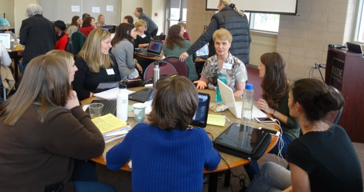 MidAtlantic Regional Meeting Explores the Next Generation Science Standards
