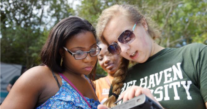 Belhaven University Students Conducting Interdisciplinary Sustainability Research at Jackson Zoo