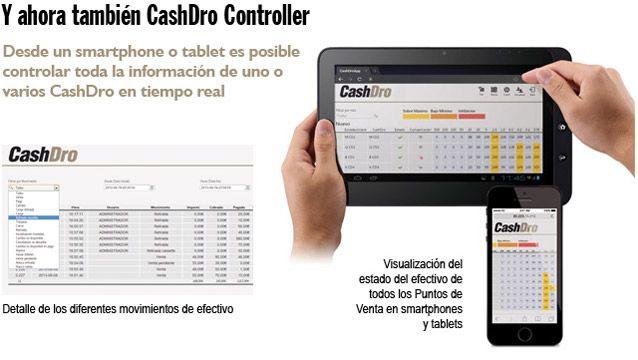 cashdro controller
