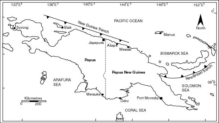The Impact of the 1998 Aitape Tsunami at Jayapura, Indonesia