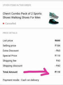 Flipkart Trick - Flipkart Free Delivery Trick to Avoid Delivery Charges