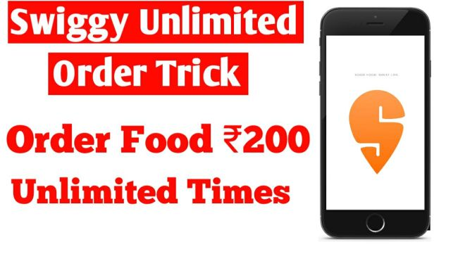 {Offer Extended} (Unlimited Food Order Trick) Amazon Pay - Rs.200 Food For Free on Swiggy (27-31 March)
