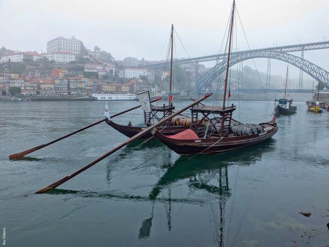 Barcos Rabelos