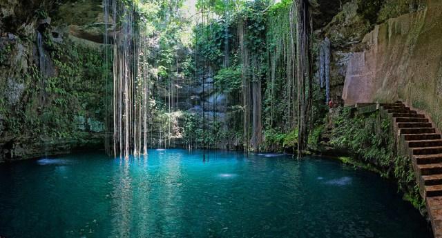 Lago Yucatan – México