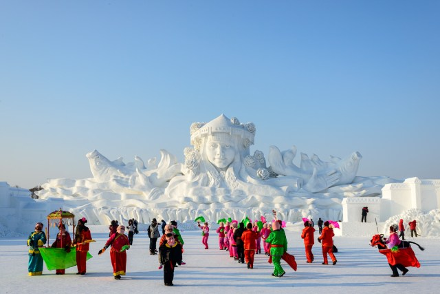 Harbin – China