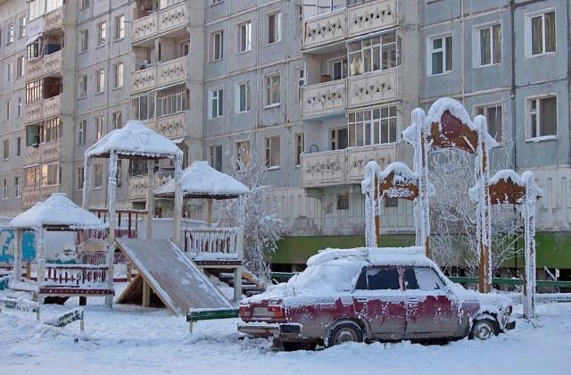 Yakutsk – Rússia