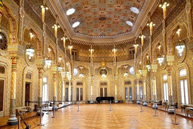 Salão Árabe do Palácio da Bolsa