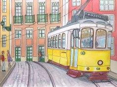 Pintura de Clara Ferreira