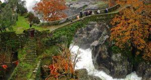 Ponte da Misarela, a mítica ponte do Diabo