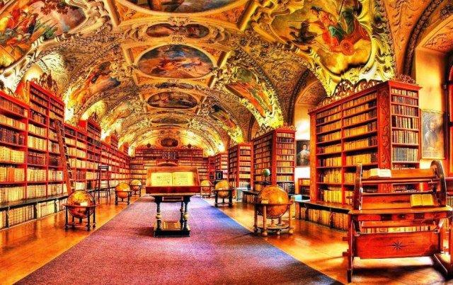 As 20 bibliotecas mais fantásticas do mundo (3 portuguesas e 1 brasileira)
